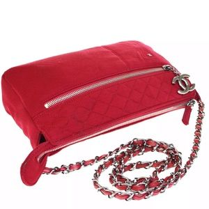 CHANEL Bags - Authentic CHANEL CrossBody Shoulder Bag